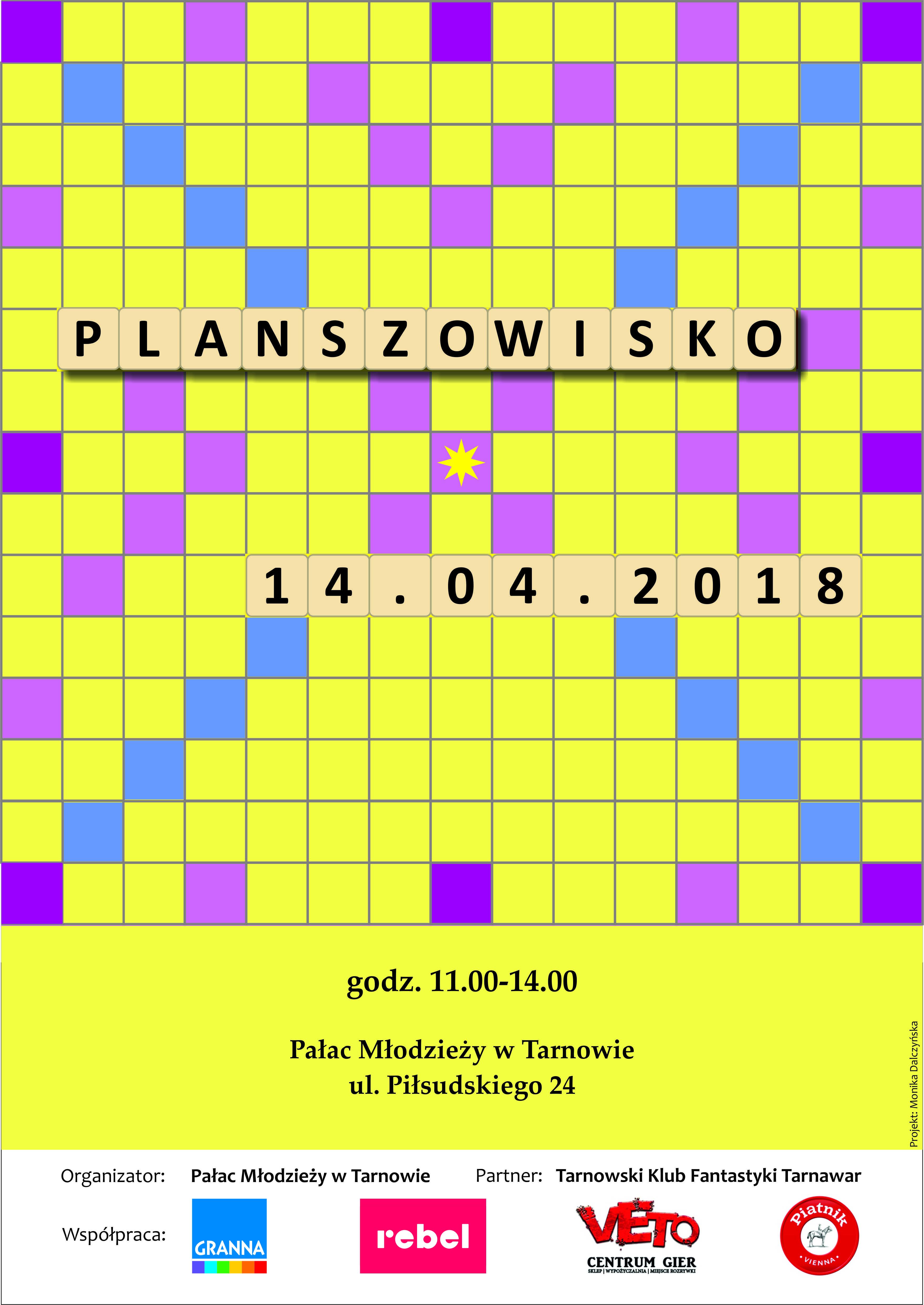 ea42f48d0 Już w najbliższą sobotę - 14 kwietnia, w godzinach 11.00 – 14.00 serdecznie  zapraszamy na kolejne Planszowisko. Jeśli nie masz pomysłu, jak spędzić  wolny ...